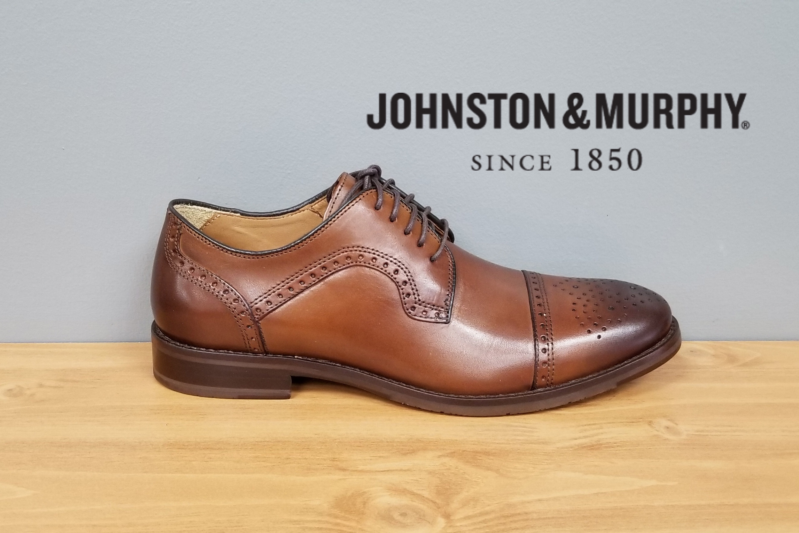 Johnston & Murphy Halford