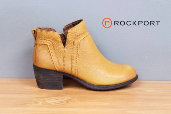 Rocport Anisa Vcut Bootie